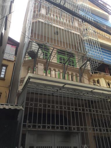 Bán nhà ngõ 67 Thái Thịnh 40m xây 4,5 tầng giá 4,2 tỷ