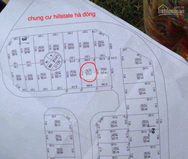 Bán gấp lô đất mặt tiền 7m khu Lê Lai, Hà Đông