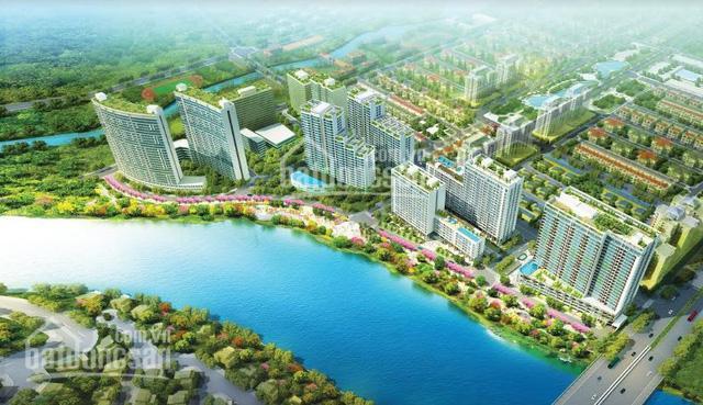 Cuối năm cần chuyển nhượng lại căn biệt thự Nam Viên, gần công viên Hoa Anh Đào Phú Mỹ Hưng, 273m2