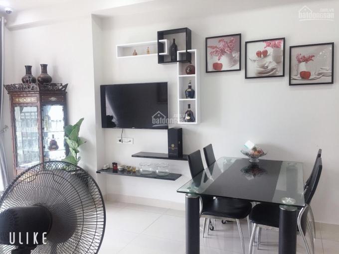 Cho thuê hộ căn Saigonhomes DT 70m2, 2PN, NT cơ bản, giá 7 Tr/tháng. LH 0906436572