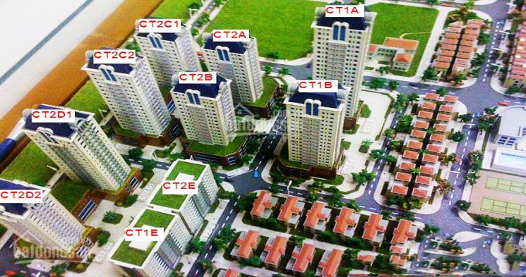 Bán biệt thự, liền kề khu đô thị VOV Mễ Trì đối diện Vinhomes Green Bay diện tích từ 90m2 đến 130m2