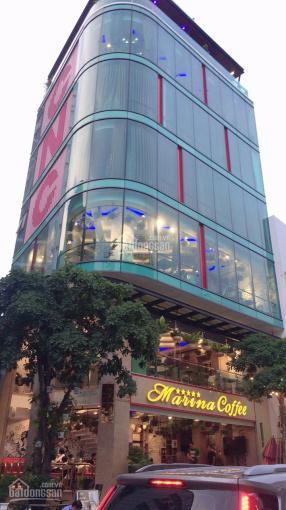 Bán building mặt tiền đường lớn khu sân bay, Tân Bình, DT: 10x30m, 1H, 10 tầng. Giá: 75 tỷ