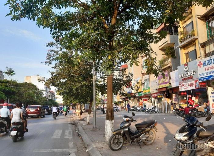 Bán nhà MP Nguyễn An Ninh, không quy hoạch, 95m2, mt 5m, KD đỉnh, vỉa hè rộng, 15 tỷ. LH 0932666166