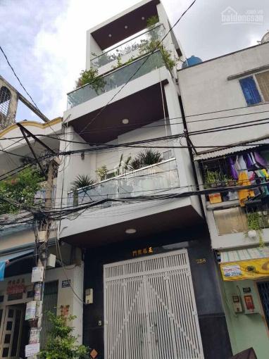 Bán nhà 2 mặt tiền đường Hàn Hải Nguyên, P10, Q11. 3.8x13m, 2 lầu, chỉ 12 tỷ