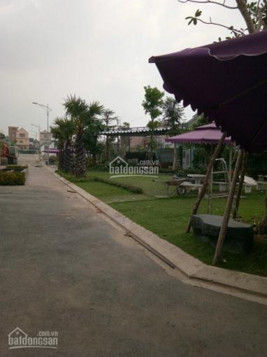 Cần bán vài lô đất trong khu dân cư Central Garden thuộc phường Lái Thiêu Thuận An, Bình Dương. SHR