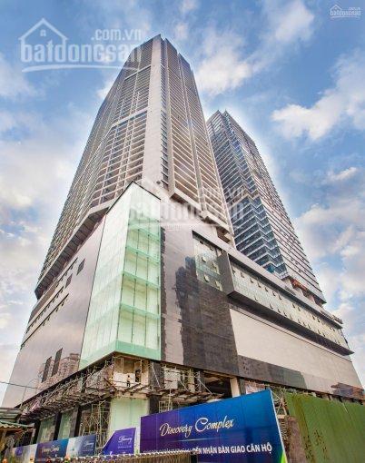Bán văn phòng hạng A, sổ hồng 50 năm, 33tr/m2 từ 78m2 - 1000m2 tại Discovery Complex Cầu Giấy