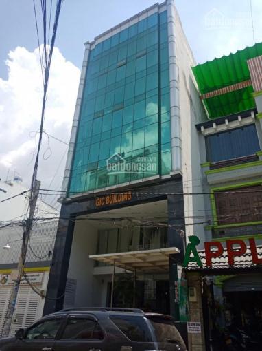 Bán tòa nhà góc 2 mặt tiền khu vip đường Hoàng Văn Thụ, 8x31m, 9 tầng, thang máy hồ bơi, giá 66 tỷ