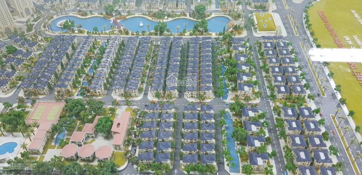 Chính chủ cần bán đất biệt thự Vườn Cam Vinapol mặt đường 3.5, Vân Canh, Hoài Đức