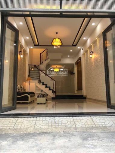 Cần bán gấp nhà hẻm 276, Thống Nhất thông Nguyễn Văn Lượng, Gò Vấp, DT 4x16m, 3 lầu, giá 5.2 tỷ