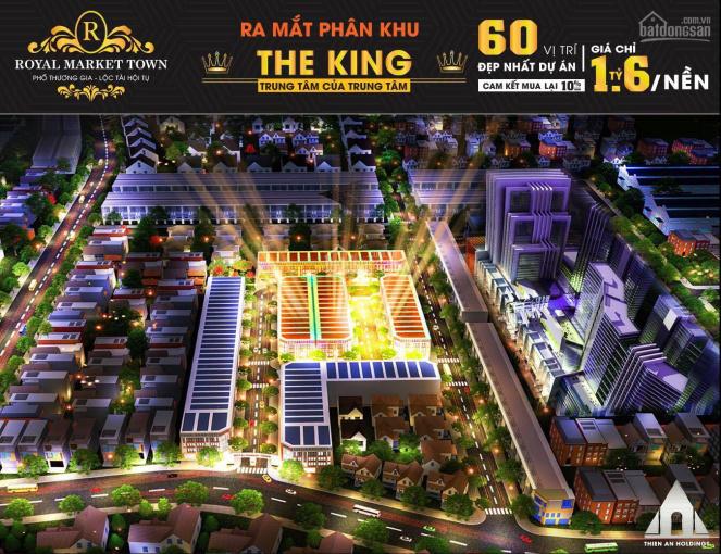 Bán đất Thuận An, giá 24,5 triệu/m2