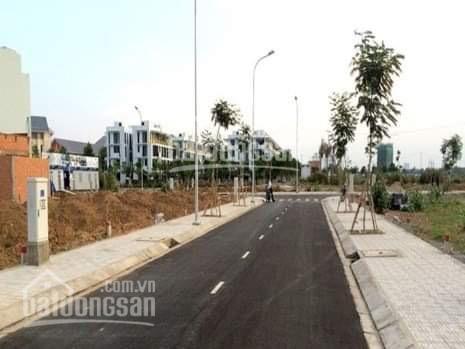Bán đất KDC Nguyễn Văn Tiết, Lái Thiêu 45, Thuận An TC 100%, SR, giá 900 triệu, DT 65m2, 0907256001