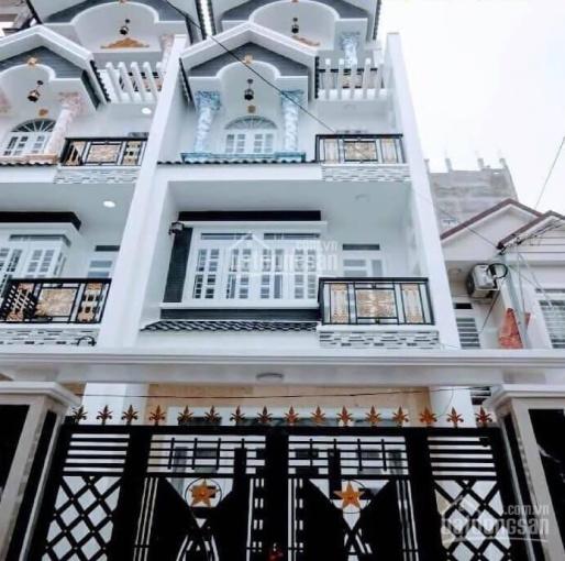 Bán nhà hướng Tây, 4,3m x 22m 1 sẹc đường LK 56 - Bình Hưng Hòa B - BT, sổ hồng 2019, LH 0934563022