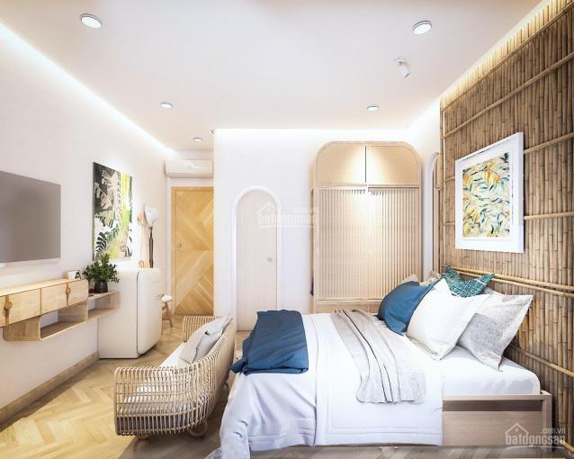 Cần bán nhà đường Quang Trung - Q. Gò Vấp, 5.3x21m, nở hậu 9m, 5 tầng, 18P full NT, HĐT 50tr/th