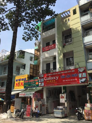 Bán nhà mặt tiền kinh doanh Hàn Hải Nguyên - Thái Phiên, Q. 11, DT 3.5x16m, 3 lầu mới, 10.6 tỷ TL