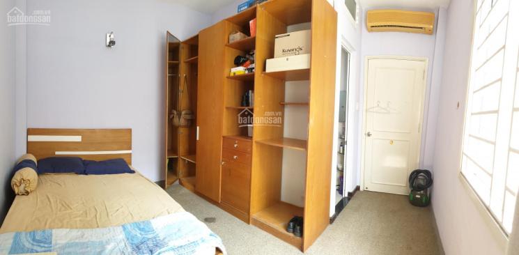 Phòng trọ full nội thất bờ kè Hoàng Sa q1