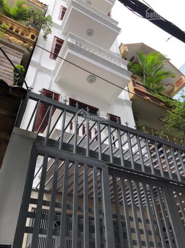 Bán nhà ngõ Yên Hòa 60m2 x 5 tầng, MT 4m, giá 4.85 tỷ