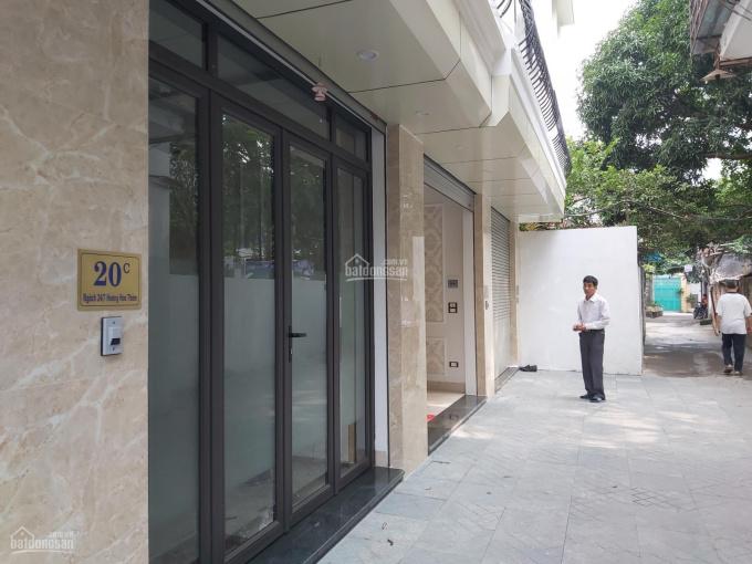 Chính chủ bán nhà đường 279 Đội Cấn DT 46m2*5 tầng, ô tô nhỏ đỗ cửa, 5.6 tỷ