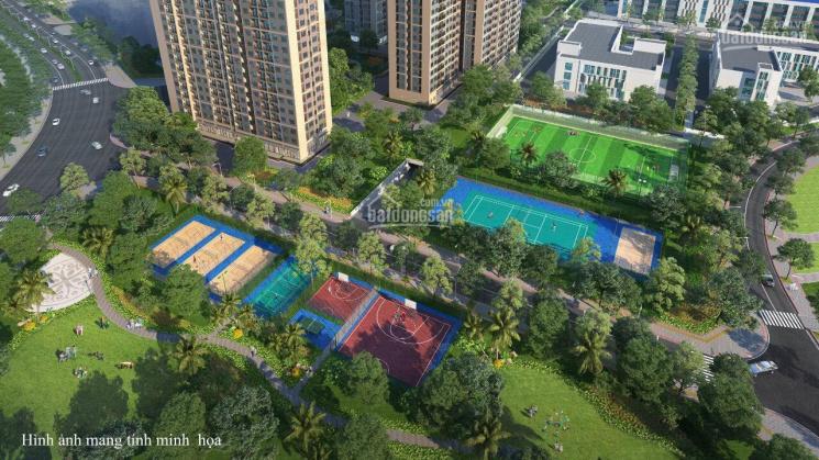 Đầu tư hiệu quả với căn 1PN + 1, giá chỉ 1,2 - 1,3 tỷ tại VH Ocean Park. LH 0866.61.68.69