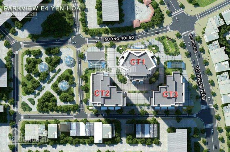 Bán căn 3PN duy nhất rẻ nhất, DT 120m2 tại E4 yên Hòa(Vũ Phạm Hàm) giá chỉ 34.5tr/m2. LH 0396993328