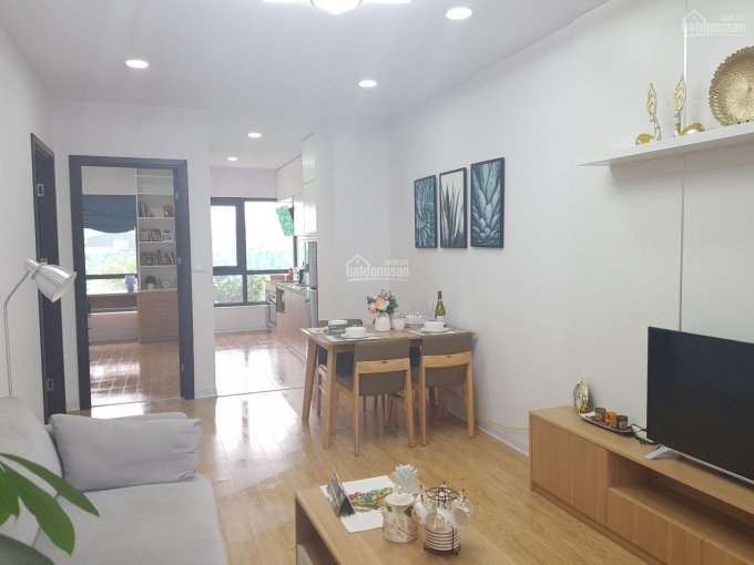 Bán căn hộ 2 phòng ngủ, 1 vệ sinh, cửa hướng Đông Nam, nội thất cơ bản CĐT. LH: 0981403939