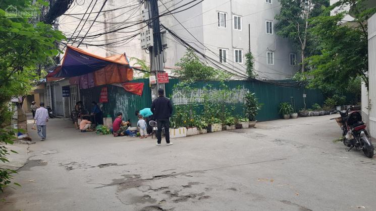 Bán đất lô góc, dt 225m2, mt 25m, vị trí trung tâm phố Đào Tấn, Ba Đình, Hà Nội