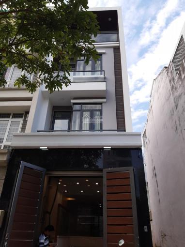 Cho thuê nhà nguyên căn trệt 3 lầu đường 24, P. An Phú, Q2
