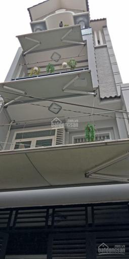 Bán nhà HXH 6m đường Lê Văn Quới, P. Bình Trị Đông A, Bình Tân nhà 4 tấm đúc đẹp giá 4,7 tỷ TL