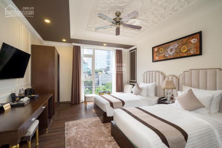 Cho thuê khách sạn Phó Đức Chính, p. Nguyễn Thái Bình Q1 2 hầm 9 lầu DTSD 4800m2. 0901.355.395