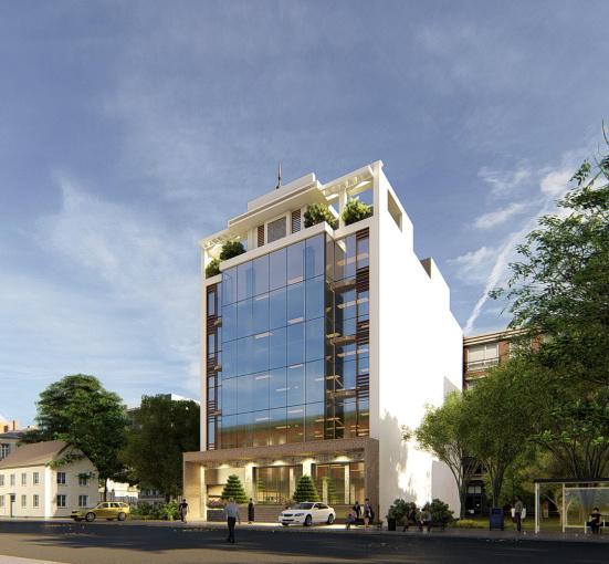 Chính chủ cần cho thuê tòa nhà mặt phố,  TP Ninh Bình, khu vực đông dân nhất thành phố