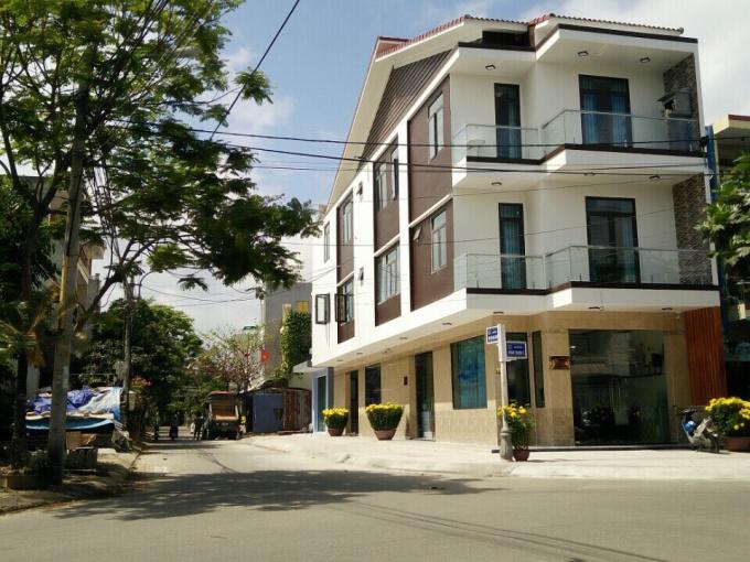 Cần bán nhà 3 tầng, hai mặt tiền đường Nguyễn Khoa Chiêm với Đông Thạnh 3, LHCC 0914694790