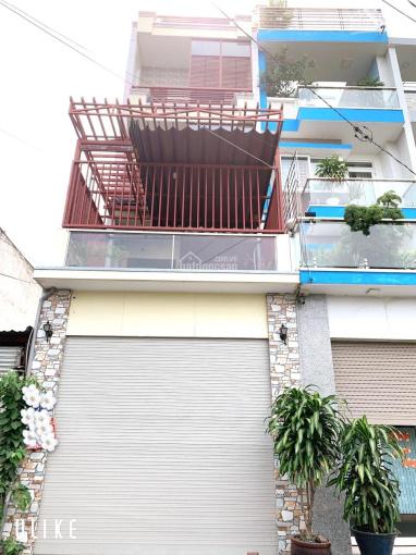 Cho thuê nhà nguyên căn MT cạnh Cộng Hòa, P13, Q. Tân Bình. S: 4,25x20m, T, 3L, 5PN, giá: 26 triệu