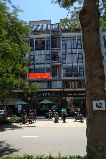 Cho thuê nhà MT Nguyễn Thị Nhung, DT 7x20m, 6 lầu, có thang máy, vị trí đắc địa, chỉ 45 triệu/tháng ảnh 0