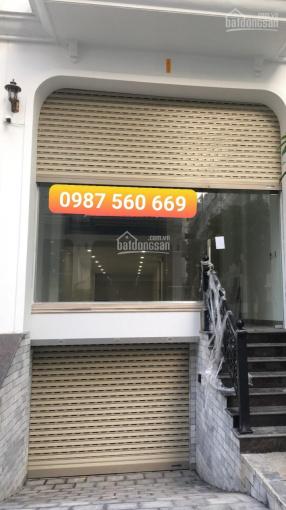 Cho tầng 1 và tầng lửng, mặt phố Tôn Thất Thuyết, diện tích 120m2, MT 5m, thông sàn, giá 25tr/tháng