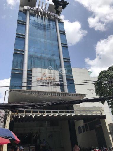 Bán nhà Nguyễn Thị Minh Khai, Q 3 DT 8x20m, 4 lầu, thang máy thuê 300tr/th. Giá 50 tỷ DT