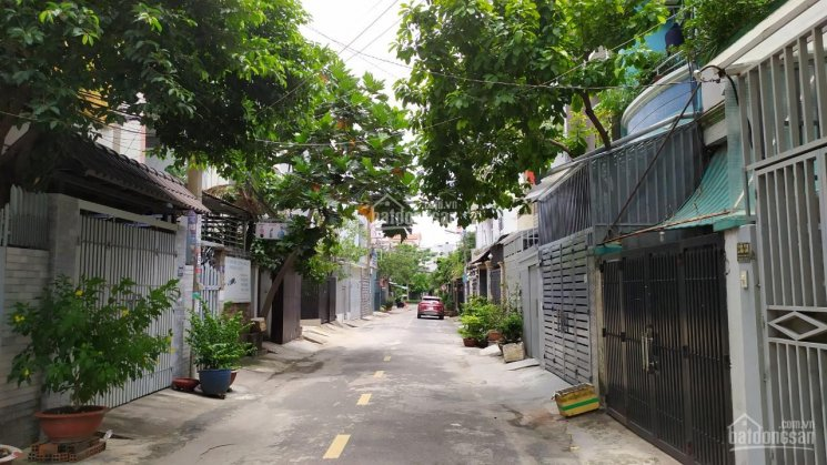 Bán nhà nát hiếm có hẻm thông Phạm Huy Thông, P6, Gò Vấp DT 3.8x12, hẻm 7m, chỉ 3.99 tỷ