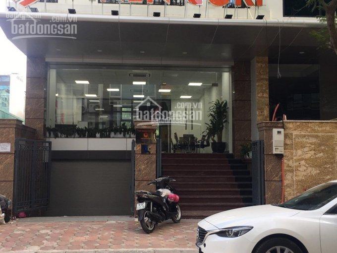 Cho thuê nhà mặt phố Trường Chinh làm ngân hàng. Diện tích 180m2, giá thuê 80 triệu/tháng