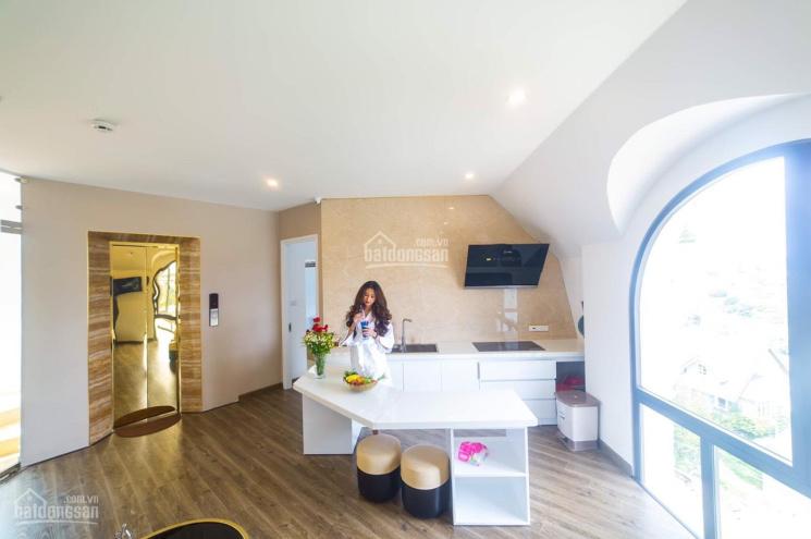 Bán khách sạn 15 phòng kết hợp căn hộ và quán cafe. Mặt tiền đường nhựa Đặng Thái Thân