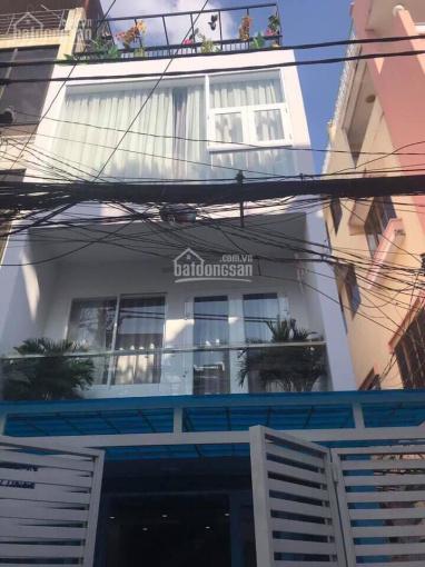 Cho thuê gấp nhà 2 lầu mới đẹp hẻm 449 Trường Chinh, Phường 14, Quận Tân Bình