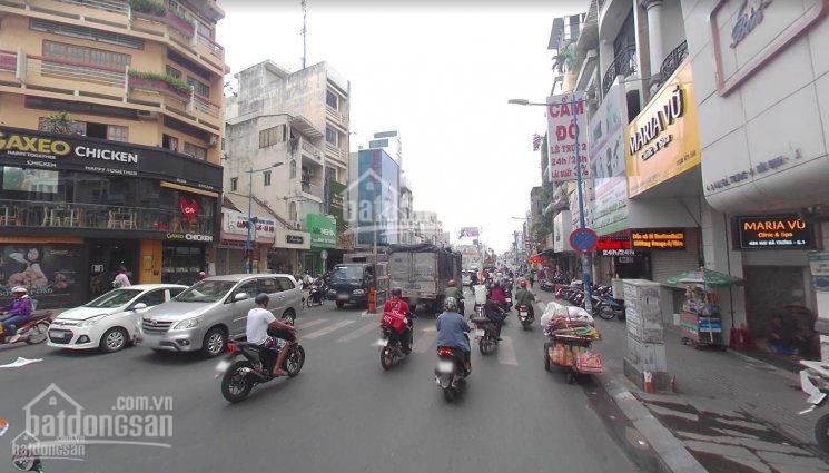 Cho thuê MT Phan Kế Bính, P. Đa Kao, DT 8x40m, 1 trệt 2 lầu, 160 tr/th khu kinh doanh sầm uất