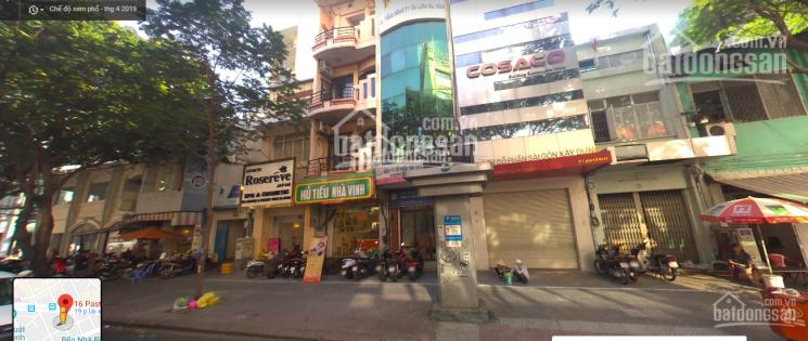 Cho thuê nhà mặt tiền Phan Kế Bính, Đa Kao, Quận 1, 13x21m, trệt 1L, 165 tr/th LH 0906748345