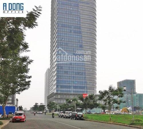 Cho thuê văn phòng Petroland Tower đường Tân Trào, P.Tân Phú, Q.7 DT 180m2 giá 662,40tr/th