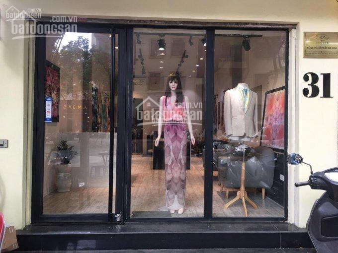 Cho thuê cửa hàng MP Phạm Ngọc Thạch, 35m2, MT 4.5m, giá 35tr/th. Nhà thông sàn, riêng biệt