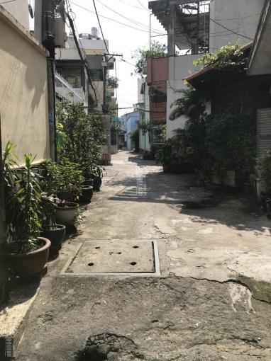 Bán nhà HXH đường Phan Đăng Lưu, P5, Quận Phú Nhuận, dt 4.5x10m, nở hậu 5m, 1 Lầu