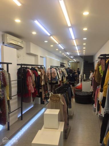 Mặt phố Phạm Ngọc Thạch phù hợp làm thời trang, mô hình làm đẹp, DT: 35m2x2 tầng, MT 3,5m