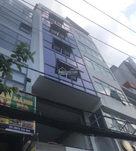 Cho thuê tòa nhà 4x28m, 6 tầng mặt tiền đường Phổ Quang, Tân Bình. LH: 0906693900