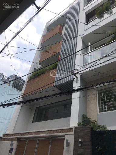 Cho thuê nhà hẻm 43/Cộng Hòa P. 4 ngay Vincom (4.2x20m) T3 Lầu mới sử dụng ngay giá 25 triệu
