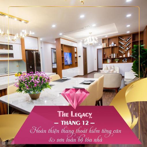 The Legacy - căn hộ chuẩn Nhật, giá trực tiếp từ chủ đầu tư, CK lên đến 530 triệu, hỗ trợ LS 0%
