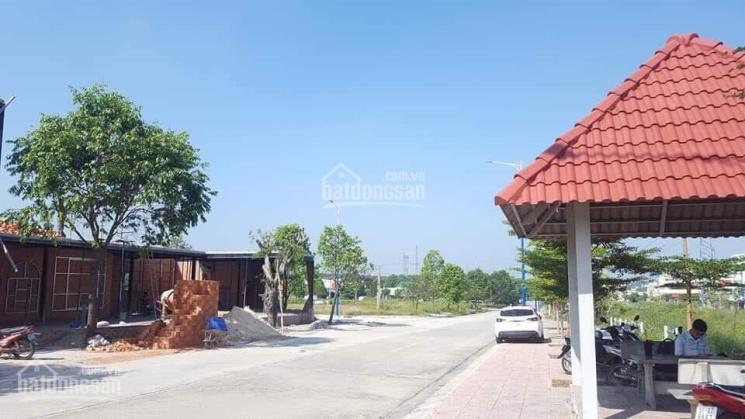 Bán đất có sổ Mỹ Phước 3, gần chợ, bệnh viện Mỹ Phước, góc NE8 LH 0945.706.508