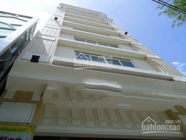 Cho thuê tòa nhà văn phòng mới xây MTKD Tân Sơn Nhì, Tân Phú, 5x25m, hầm T7L thang máy 120 tr/th