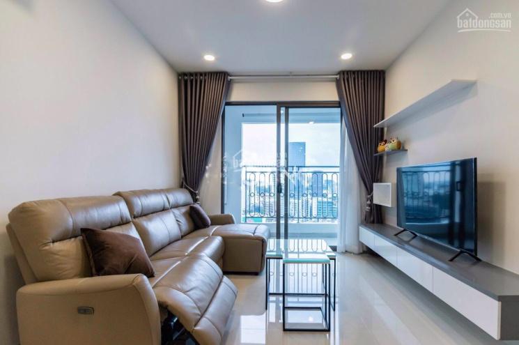 Cho thuê căn hộ Saigon Royal, 2PN view Bitexco, nội thất cao cấp